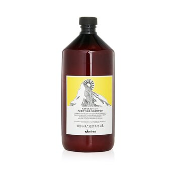 DavinesNatural Tech Purifying Shampoo (For Scalp with Oily or Dry Dandruff) 1000ml/33.8oz