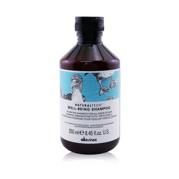 DavinesNatural Tech Well-Being Shampoo 250ml/8.45oz