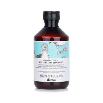 DavinesNatural Tech Well Being Shampoo 250ml 8.45oz