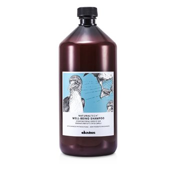 DavinesNatural Tech Well-Being Shampoo 1000ml/33.8oz