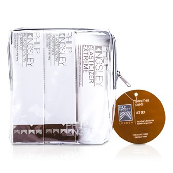 Купить Smooth & Shiny Набор: Шампунь 75мл + Кондиционер 75мл + Elasticizer Extreme 75мл PHI534C 3pcs, Philip Kingsley