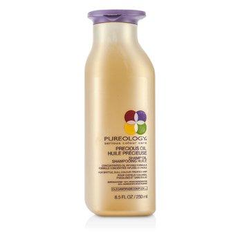 PureologyPrecious Oil  Aceite Cabello  (Cabello Estropeado - Te�ido) 250ml/8.5oz