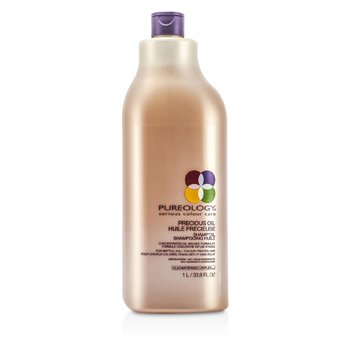 Pureology Precious Oil Shamp'Oil (For Brittle  Dull Colour-Treated Hair) 1000ml/33.8oz