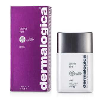 Dermalogica Cover Tint Creamy Foundation SPF 20 - # Dark  40ml/1.3oz