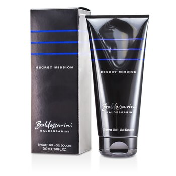 BaldessariniSecret Mission Shower Gel 200ml/6.8oz