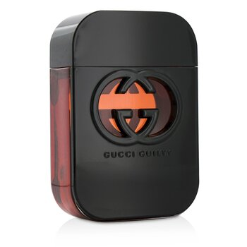 GucciGuilty Black Eau De Toilette Spray 75ml/2.5oz