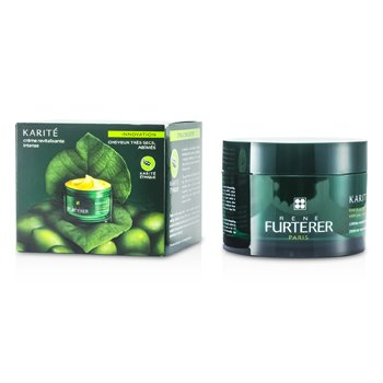 Rene FurtererKarite Intense Nourishing Mask (For Very Dry, Damaged Hair) (Jar) 200ml/6.93oz