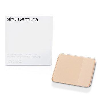 Shu Uemura Dual Fit Pressed Powder Refill - # Sand  10g/0.35oz
