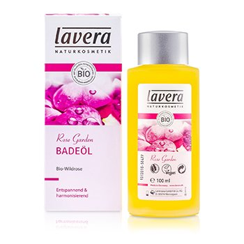 LaveraBody SPA - Bath Oil (Organic Wild Rose) 100ml/3.3oz