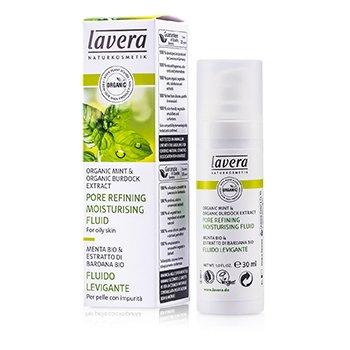 LaveraPore Refining Moisturising Fluid - Mint (For Oily Skin) 30ml/1oz