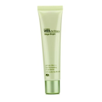 OriginsDr. Andrew Mega-Bright SPF 40 PA+++ Skin Illumating UV Beskyttelse 40ml/1.4oz