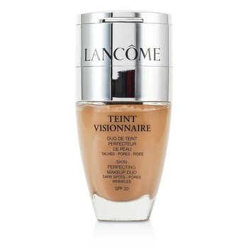 Lancome Teint Visionnaire Maquillaje Perfeccionador Duo - SPF 20 - # 01 Beige Albatre  2pcs