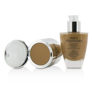 Lancome Teint Visionnaire Skin Perfecting Make Up Duo SPF 20 – # 03 Beige Diaphane 2pcs