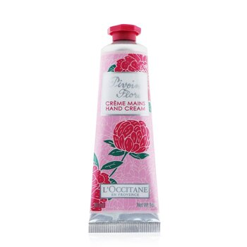 L'OccitanePeony (Pivoine) Flora Hand Cream 24MA030P1 30ml/1oz