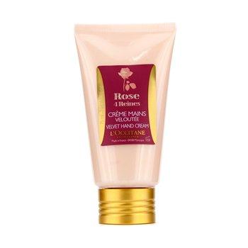 L'Occitane Rose 4 Reines Velvet Hand Cream 75ml/2.6oz