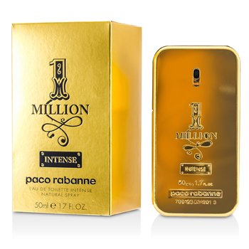 Paco RabanneOne Million Intense Agua de Colonia Vap. 50ml/1.7oz