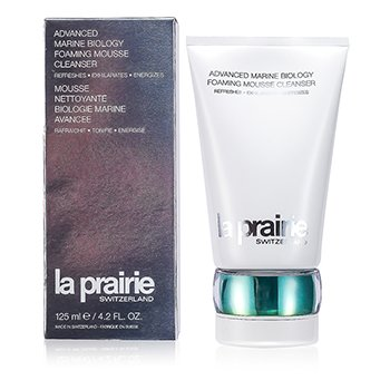 La PrairieAdvanced Marine Biology Foaming Mousse Cleanser 125ml/4.2oz