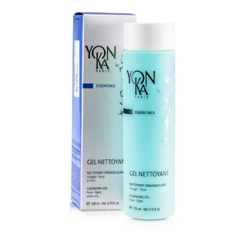 Yonka Essentials Gel Nettoyant Cleansing Gel - Face & Eyes 200ml/6.76oz