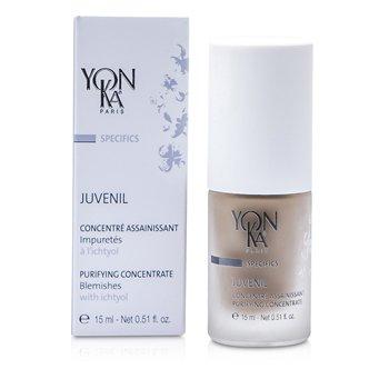 Купить Specifics Juvenil Purifying Solution With Ichtyol (For Blemishes) 15ml/0.51oz, Yonka