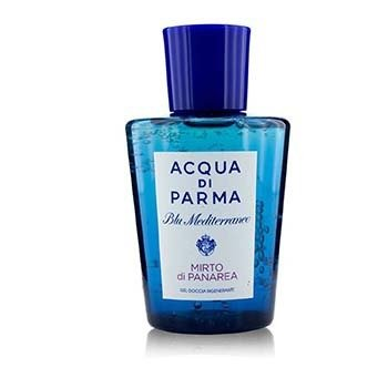 Acqua Di Parma Blu Mediterraneo Mirto Di Panerea Regenerating Shower Gel (New Packaging)  200ml/6.7oz