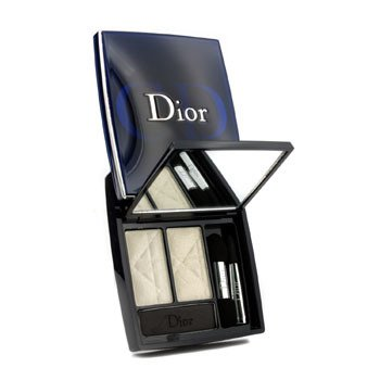 Christian Dior3 Couleurs Glow Luminous Graphic Eye Palette - # 551 Ivory Glow 5.5g/0.19oz