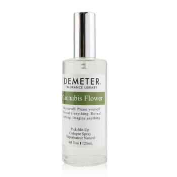 DemeterCannabis Flower Cologne Spray 120ml/4oz