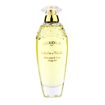 E Coudray Ambre & Vanille Body Oil Spray (Nuevo Empaque)  100ml/3.3oz