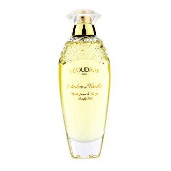 E Coudray Ambre & Vanille Body Oil Spray (Nuevo Empaque)  100ml/3.3oz