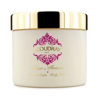 E CoudrayMusc & Freesia Crema Corporal Perfumada (Nuevo Empaque) 250ml/8.4oz
