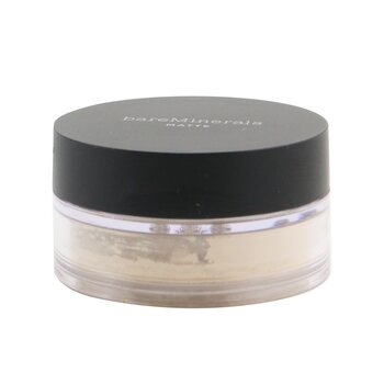 PowderBareMinerals Matte Foundation Broad Spectrum SPF156g/0.21oz