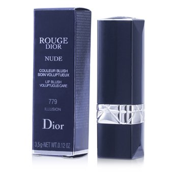 Christian DiorRouge Dior Nude Lip Blush Voluptuous Care Lipcolor - No. 779 Illusion 3.5g/0.12oz