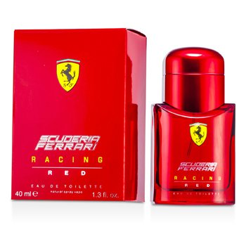 FerrariFerrari Scuderia Racing Red Eau De Toilette Spray 40ml/1.3oz