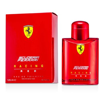 FerrariFerrari Scuderia Racing Red Eau De Toilette Spray 125ml/4.2oz