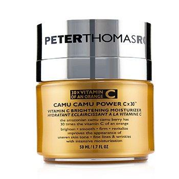 Peter Thomas Roth Camu Camu Power Cx30 Vitamin C Hidratante Iluminador  50ml/1.7oz