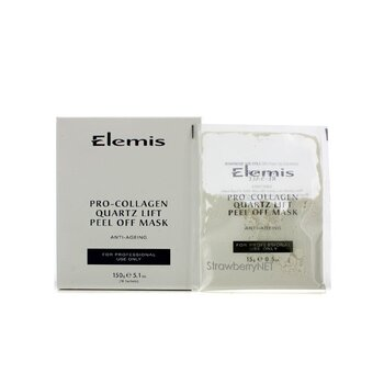 ElemisPro-Collagen Quartz Lift Peel Off Mask (Salon Product) 10x15g/0.5oz
