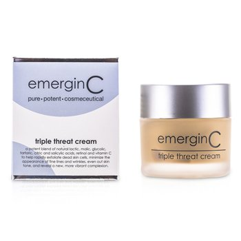 EmerginC Triple Threat Cream  50ml/1.7oz