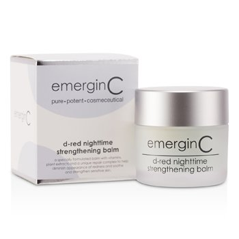 EmerginC D-Red Night Time Strengthening Balm  50ml/1.7oz