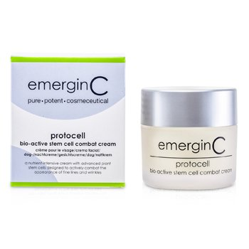 EmerginC Protocell Bio-Active Stem Cell Combat Cream  50ml/1.7oz