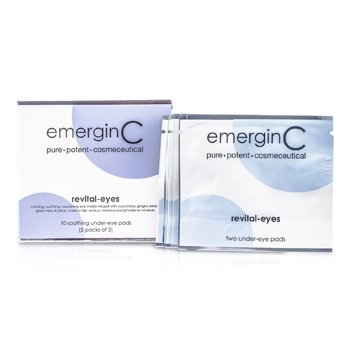 EmerginCMascarilla Revitalizante Ojos 5x2pads