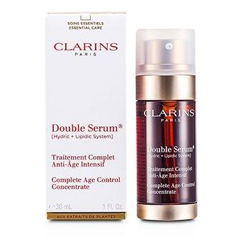 ClarinsSoro Anti-Envelhecimento Double Serum Complete Age Control Concentrate 30ml/1oz