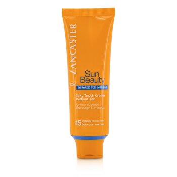 Lancaster Silky Touch Cream Radiant Tan SPF 15 (Medium Protection)  50ml/1.7oz