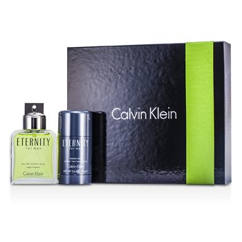 Calvin KleinEternity Coffret: Eau De Toilette Spray 100ml/3.4oz + Deodorant Stick 75g/2.6oz 2pcs
