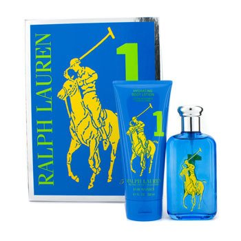 Ralph Lauren Big Pony Collection #1 Blue �����: ��������� ���� ����� 100��/3.4��� + ����������� ������ ��� ���� 200��/6.7��� 2pcs