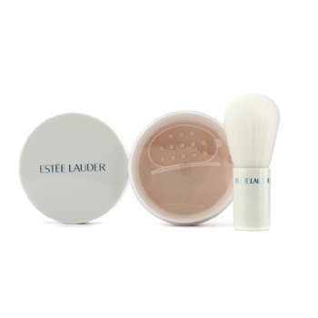 Estee LauderCyber White Brilliant Perfection Full Spectrum Brightening Cool Sensation Loose Powder SPF 13 - # 01 Transparent 10g/0.35oz