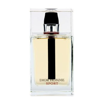 Christian DiorDior Homme Sport Eau De Toilette Spray (New Version) 150ml/5oz