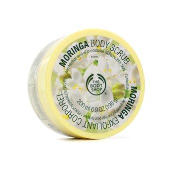The Body Shop Moringa Body Scrub 200ml/6.9oz