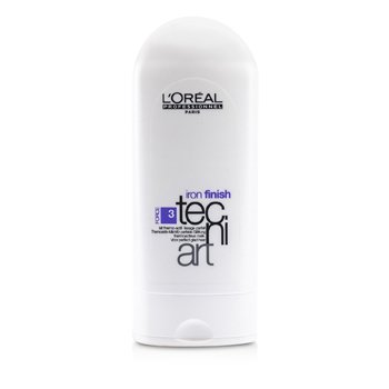 L'OrealCreme profissional Professional Tecni.Art Smooth Iron Finish Heat Protective Thermo Straightening 150ml/5oz