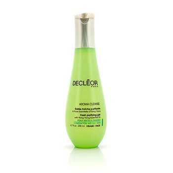 DecleorAroma Cleanse Fresh Purifying Gel (Combination & Oily Skin) 200ml/6.7oz