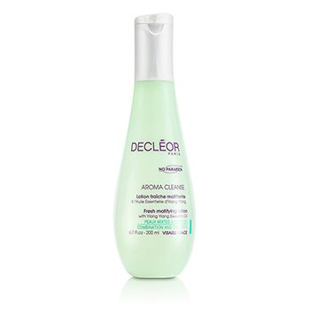 Decleor Aroma Cleanse Fresh Matifying Lotion (Combination & Oily Skin)  200ml/6.7oz