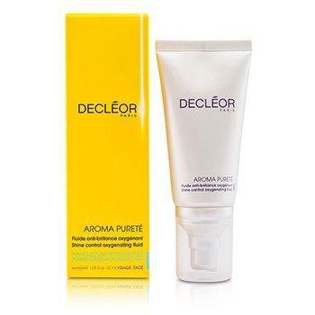 DecleorAroma Purete Fluido Oxigenante Control Antibrillo (Piel Mixta y Grasa) 50ml/1.69oz